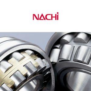 NACHI_Roller bearings & Logo_Foto